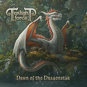 Dawn Of The Dragonstar [CD] USA import