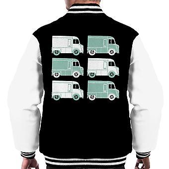 Citro n Retro Type H Van Art Men's Varsity Jacket