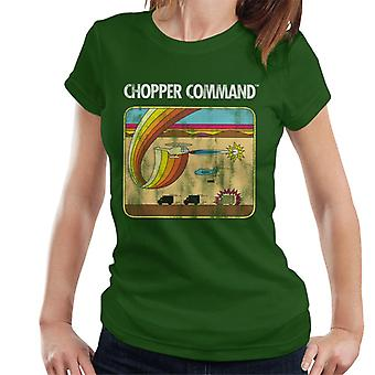 Activision Distressed Chopper Befehl Damen T-Shirt