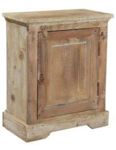 Deco4yourhome India Bedside Wood
