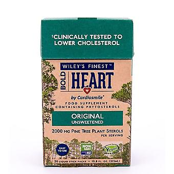 Wiley's Finest Bold Heart Sachets 30