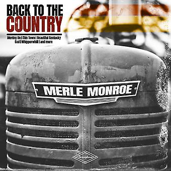Back To The Country [CD] USA import