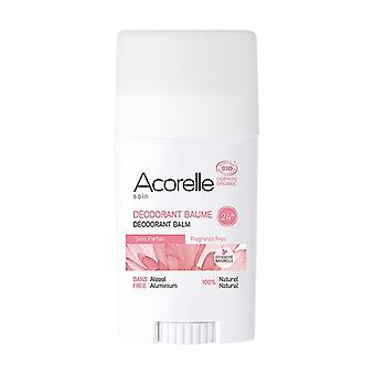 Parfymefri deodorantbalsam 40 g