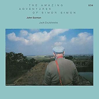 Amazing Adventures Of Simon Simon [CD] USA Import