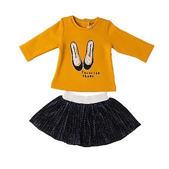 Babybol 2 peças de roupa conjunto Sapatos Favoritos