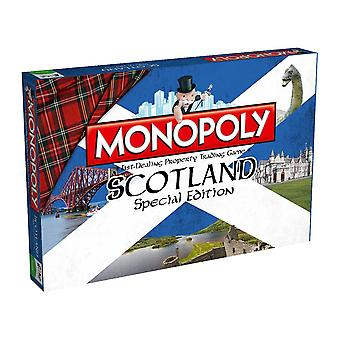 Scotland Monopoly Board Game