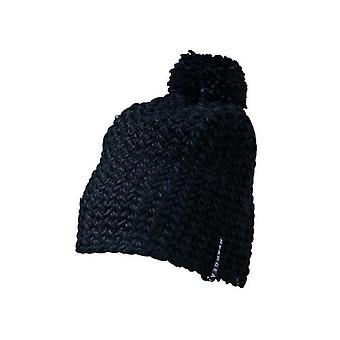 Myrtle Beach Adults Unisex Unicoloured Crocheted Cap With Pompom