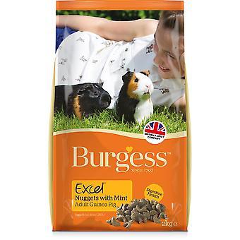 Excel Guinea Pig Original - 2kg