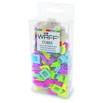 Aladine WAFF الإبداعية مجلة مكعبات رسائل (100pcs) (60160)