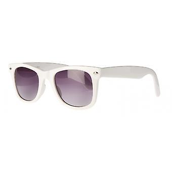 النظارات الشمسية المرأة Cat.2 الدخان الأبيض / الأرجواني (& نقلا عن amu19208e & quot;)