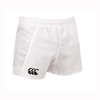Professional Jnr Rugby Short - White