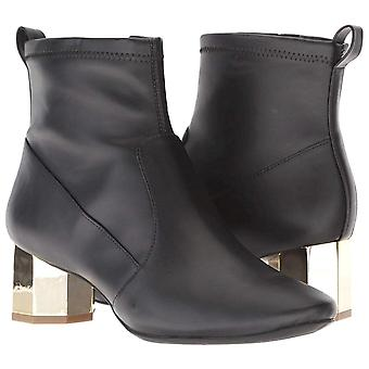 Katy Perry Women's Shoes The Daina Leather Closed Toe Ankle Fashion Boots