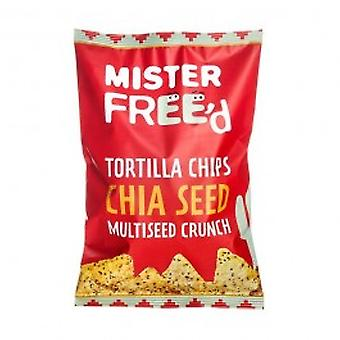 Mister Free'd - Tortilla Chips con Chia 135 g x 12