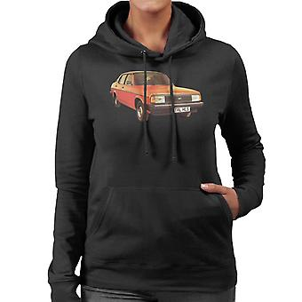 Morris Ital British Motor Heritage Women's Hooded Sweatshirt