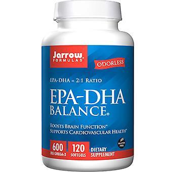 Jarrow Formulas Epa-dha Balance, 600 mg, 120 Softgels
