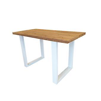 Wood4you - Neu england Tisch geröstetes Holz 200Lx1110Hx90D