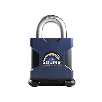Henry Squire SS65S Stronghold Solid Steel Padlock 65mm CEN5 HSQSS65S