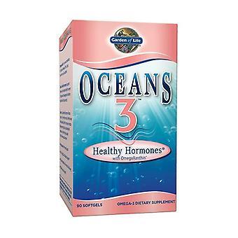 Océanos 3 hormonas saludables None