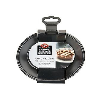 Tala Performance Oval Pie Dish 13.5 x 10 x 2.5 10A10706