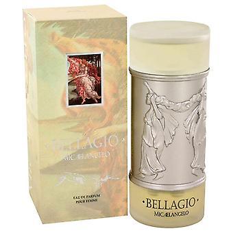 Bellagio Eau De Parfum Spray By Bellagio 3.3 oz Eau De Parfum Spray
