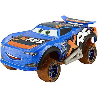 Disney Pixar Voitures XRS MUD Racing Barry DePedal