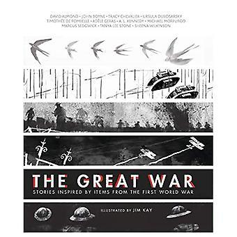 The Great War: Verhalen geïnspireerd door items uit de Eerste Wereldoorlog