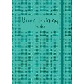 Brain Training Puzzles (192pp for B&N)