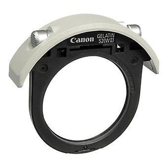 Support de filtre Canon pour filtres à gélatine de 52 mm