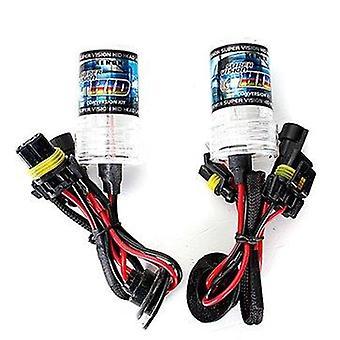 أزواج H11 35W 55W سيارة زينون المصابيح استبدال HID (درجة حرارة اللون: 6000K)