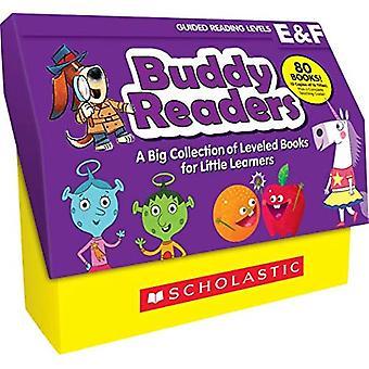 Buddy readers: Levels E & F (Classroom Set): Een grote collectie van genivelleerde boeken voor kleine leerlingen