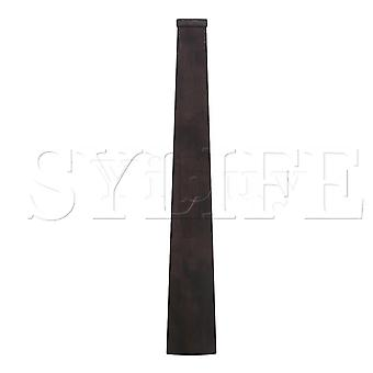 Undyed Black Violin Ebony Fingerboard