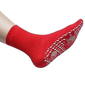 Self opvarmet, magnetisk terapi, komfortable vinter varme sokker / mænd