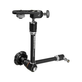 Manfrotto variable friction arm with bracket, black single