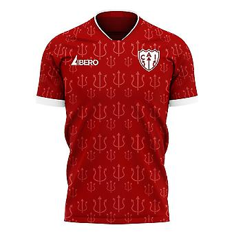 Independiente 2020-2021 Home Concept Kit (Libero) - Adult Long Sleeve