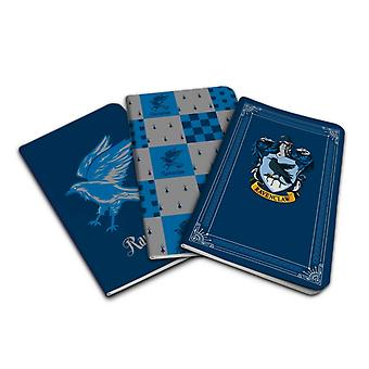 Harry Potter Ravenclaw Pocket Notebook Collection door Insight Editions