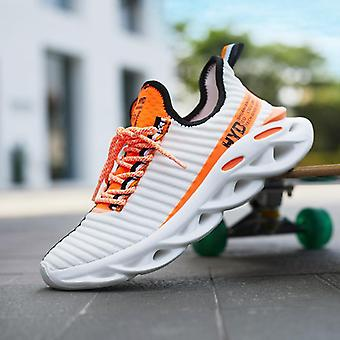 Summer Style Men's Casual Shoes Breathable Light Personality