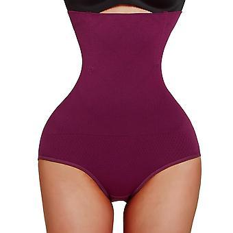 المرأة شكل عالية الخصر بانتي جيردل سحب المشد التخسيس
