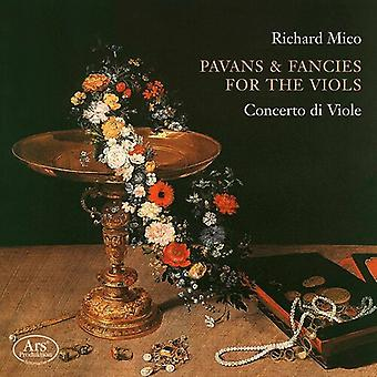 Pavans & Fancies For The Viols [CD] USA import