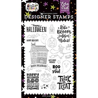 Echo Park Boo to You Clear Stamps