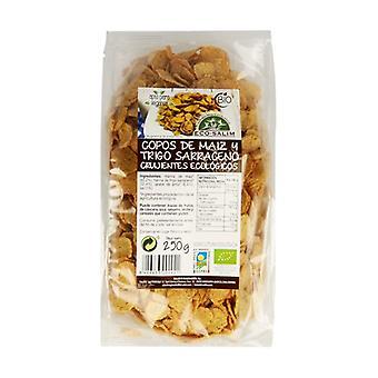 Crispy Buckwheat Corn Flakes Eco 250 g