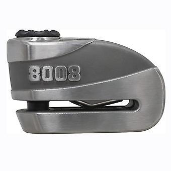 Abus Granit Detecto 8008 Graphite Motorbike Scooter Motorcycle Brake Disc Lock