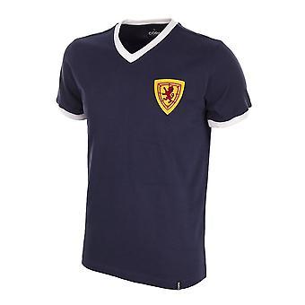 Scotland 1960's Retro Football Shirt