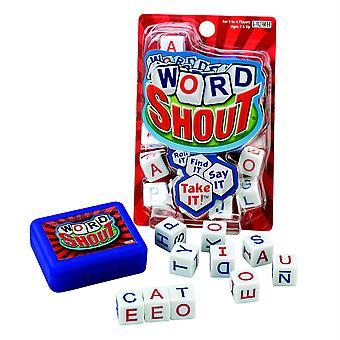 Word Shout Roll It, Find It, Say It, Take It! WürfelSpiel