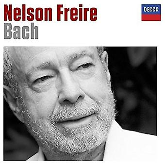 Nelson Freire - Nelson Freire-Bach [CD] USA import