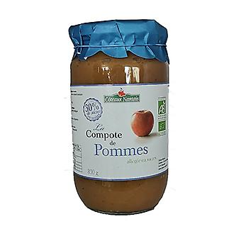 Apple compote light in sugars (- 30%) 830 g