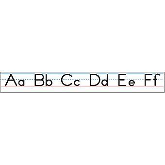 Grande ligne d'alphabet manuscrit magnétique, 10'