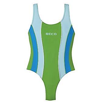 BECO девочек Популярные: купальник - зеленый