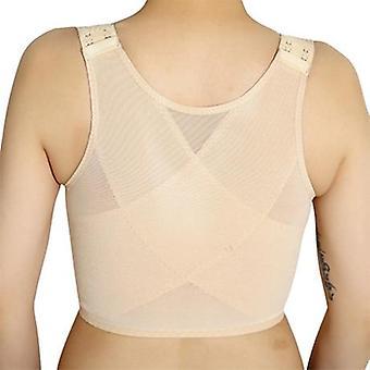 Anti-bultrug verband borst bindmiddel correctie ondergoed lesbisch