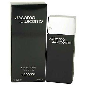 Jacomo De Jacomo By Jacomo Eau De Toilette Spray 3.4 Oz (men) V728-414242