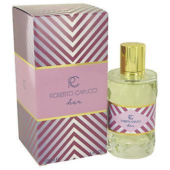 Roberto Capucci Eau De Parfum Spray By Capucci 3.4 oz Eau De Parfum Spray